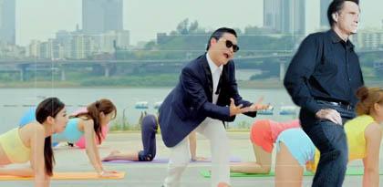 Romney Gangnam Style