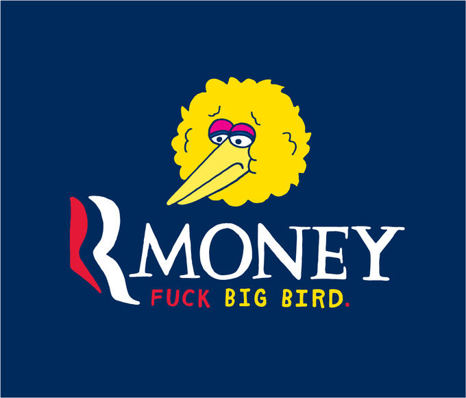 RMoney Fuck Big Bird