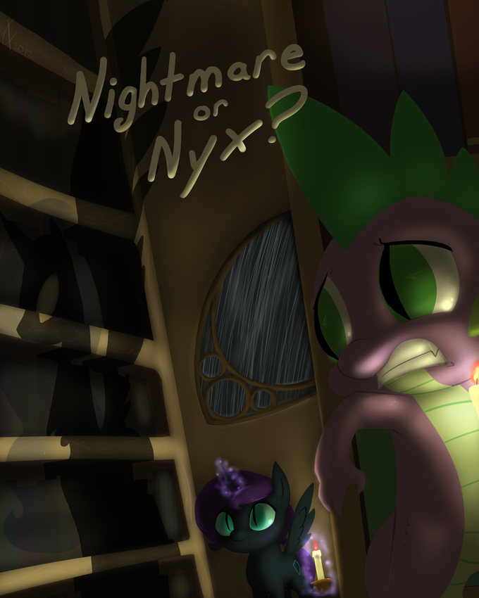 Nightmare or Nyx?