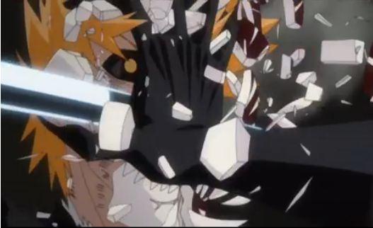 Ichigo facepalmed