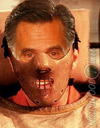 Mitt Eats Big Bird with some Fava Beans