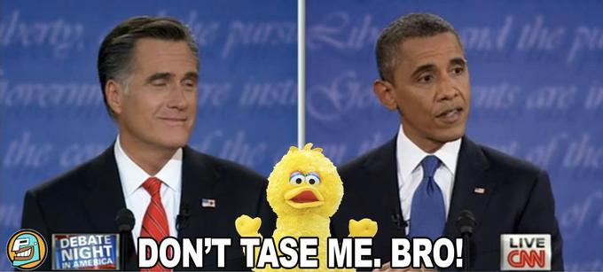 Save Big Bird