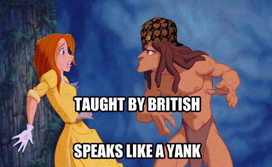Scumbag Tarzan
