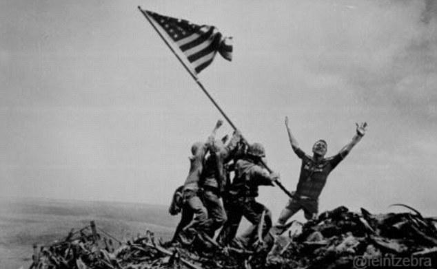 John Terry Iwo Jima