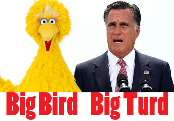 Big Bird Big Turd