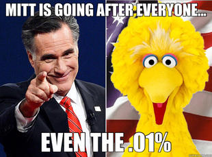 Mitt is Going After Everyone