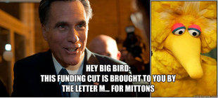 The Funding Cut is Brought to you by M for Mittons