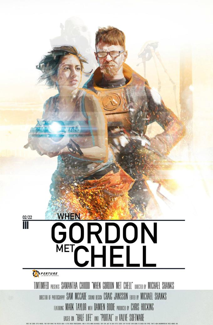 When Gordon Met Chell