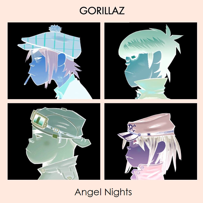 Gorillaz Angel Nights