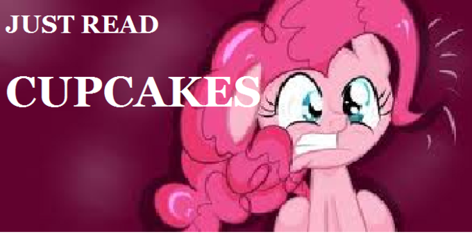 I told you not to read it Pinkie!