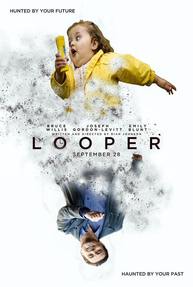 Chubby Bubbles Girl Strutting Leo Looper