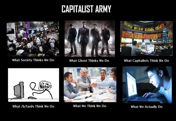 Capitalist Army