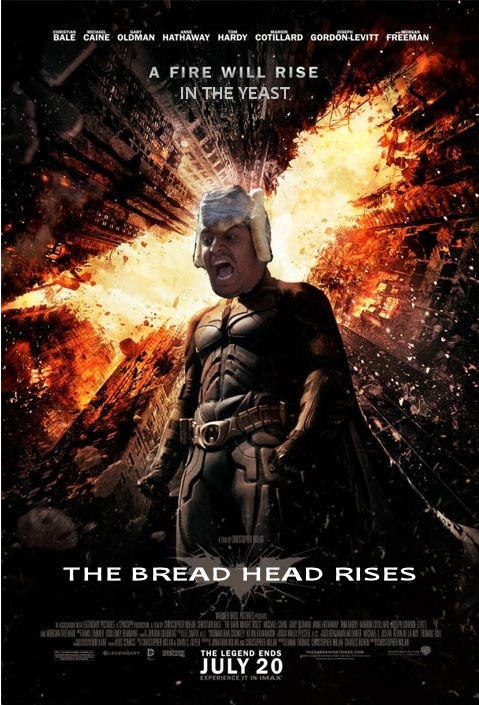 The Bread Head Rises
