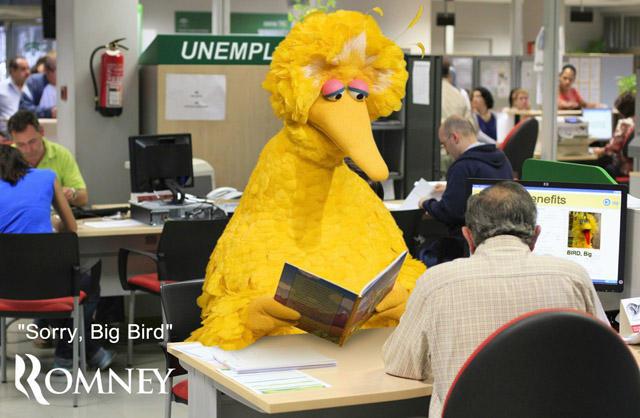 Sorry Big Bird