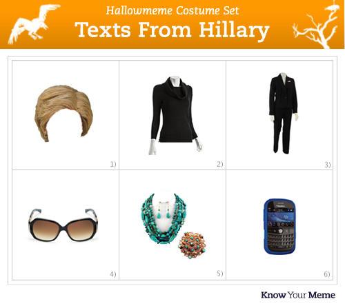 Hillary Clinton (Halloween Costume Set)