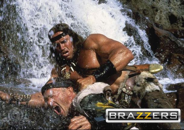 Conan the Brazzer