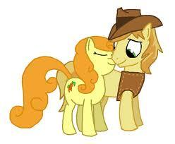 Another faved ship for today! My shitty OTP foal fanart of it maybe tomorow...