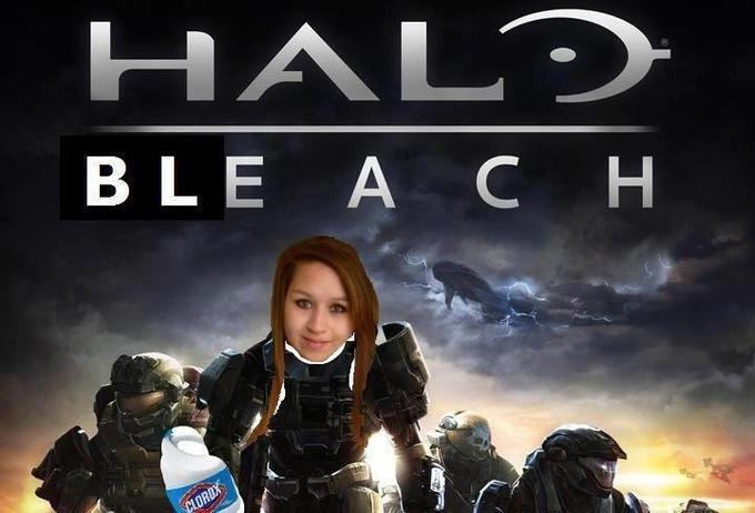 Halo Bleach