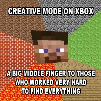 how to change your minecraft mode to creative mode