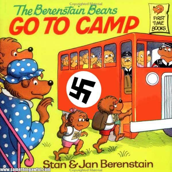 Berenstain bears goes to camp