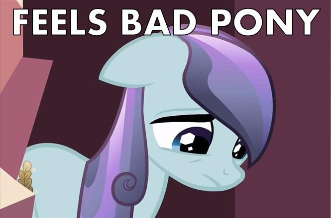 Feels Bad Pony