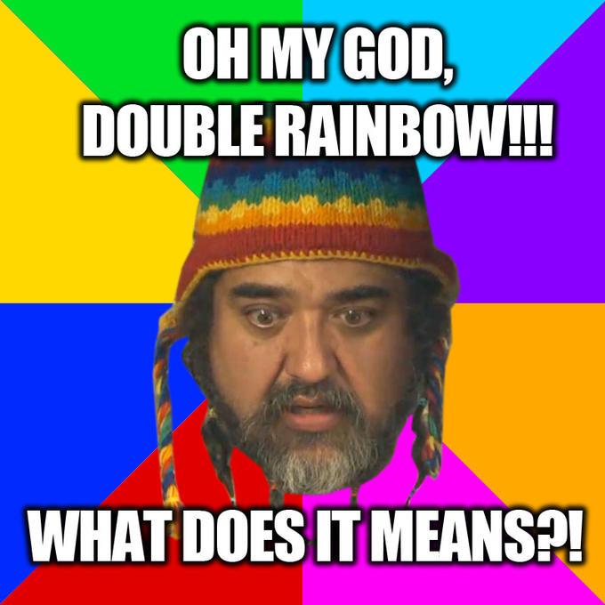 Doubl Rainbow