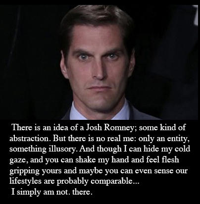 There's an idea of a Josh Romney