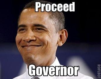 Proceed Governor