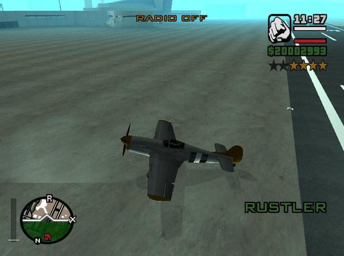 gta sa jimmies rustler b4 it was cool