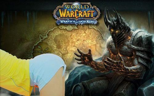 Oppan Lich King Style