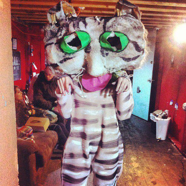 Lil Bub Costume