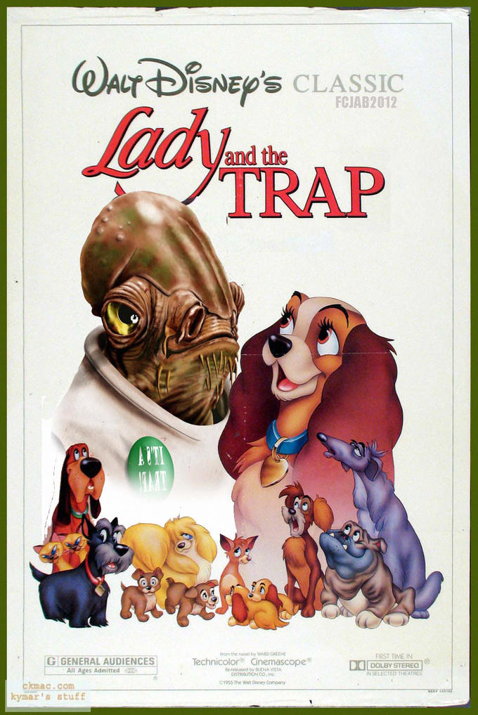 Lady and the TRAP!