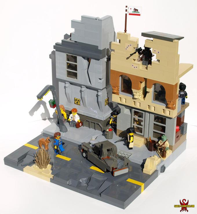 Lego Fallout 2