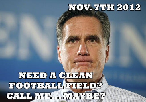 romney call me maybe 2012 presidential campaign