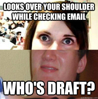 Overly Attached [10] Guy