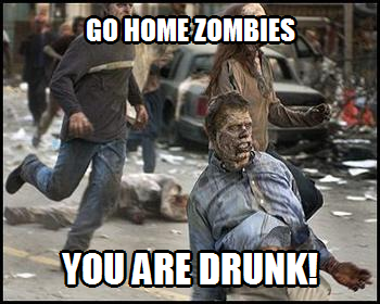 go home zombies