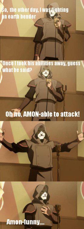 Amon-funny