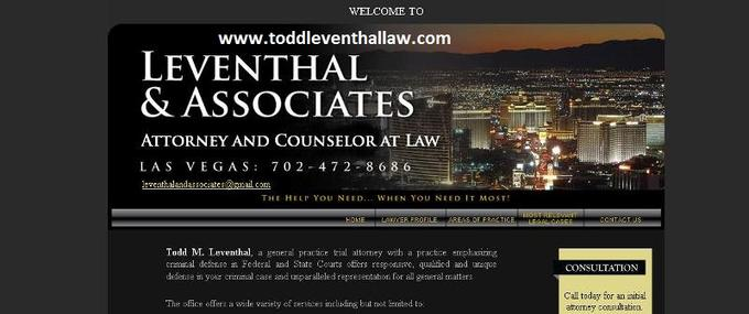 Las Vegas Criminal Defense Lawyer