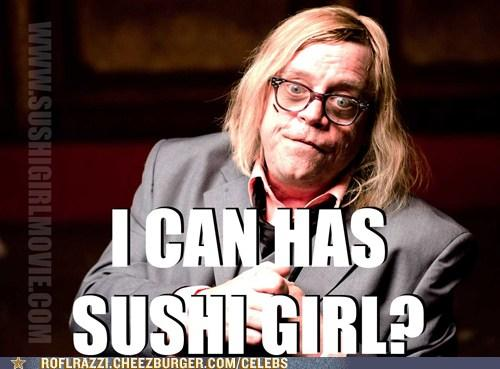 Hamill Can Has Sushi