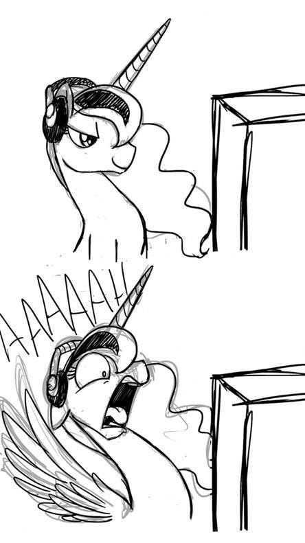Luna scare