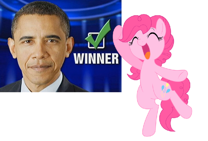 We can keep politics out of ponies, but not ponies out of politics
