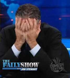 The Faily Show with Jon Stewart