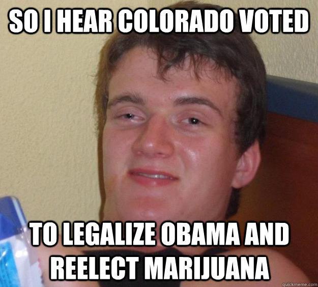 Colorado has Spoken