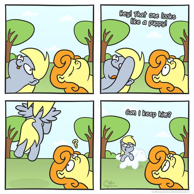 Cloudpuppy