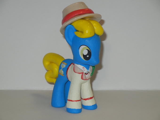 Custom 5th doctor Whooves