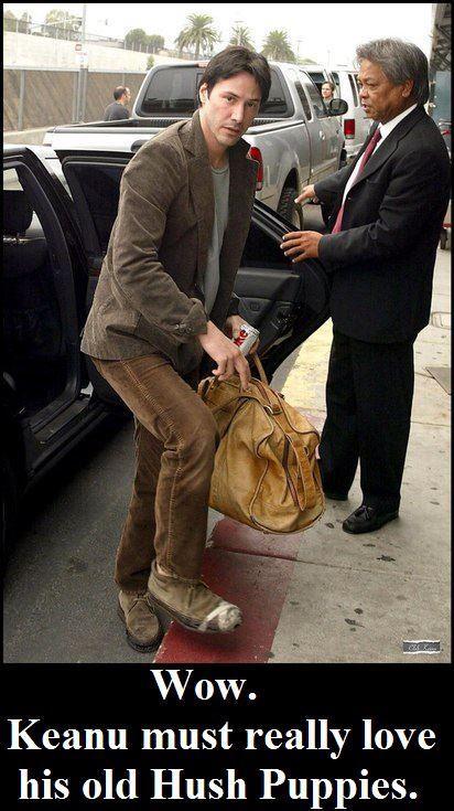 Thrifty Keanu