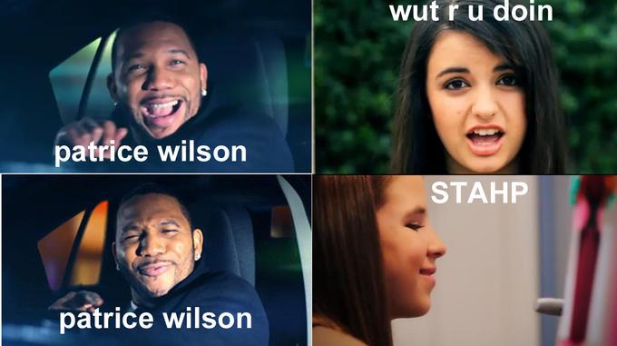 P-Wil, Stahp