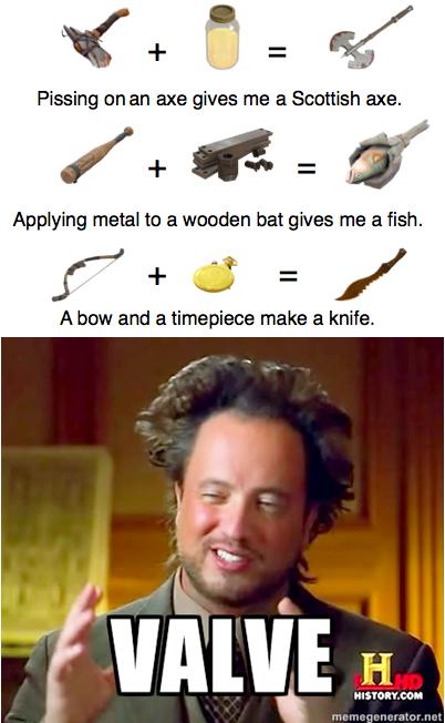 8ce valve video game logic know your meme