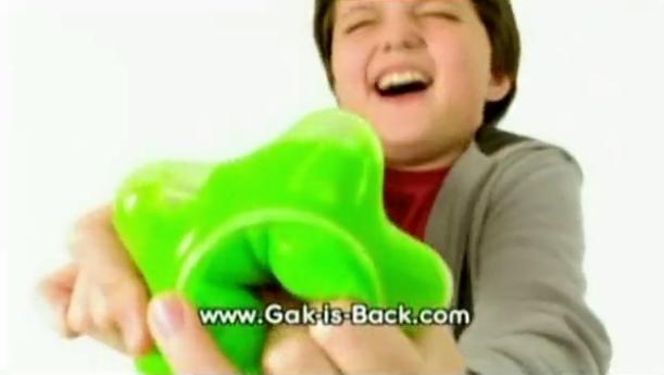 fun with gak