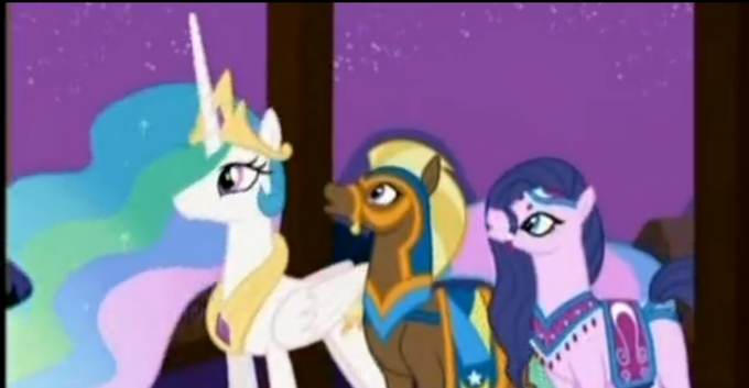We are normal Ponies